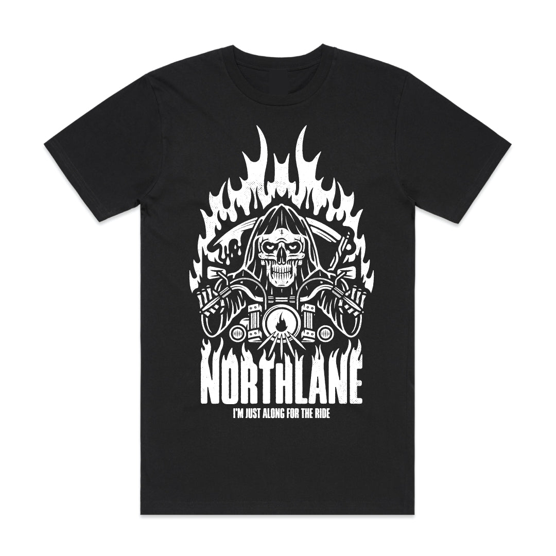 Northlane - Along For The Ride T-Shirt - Black