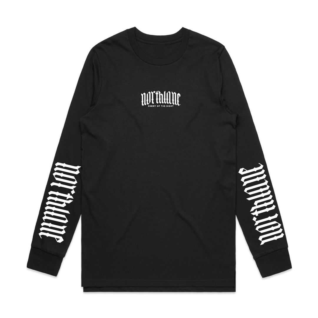 Northlane - Enemy Of The Night Long Sleeve