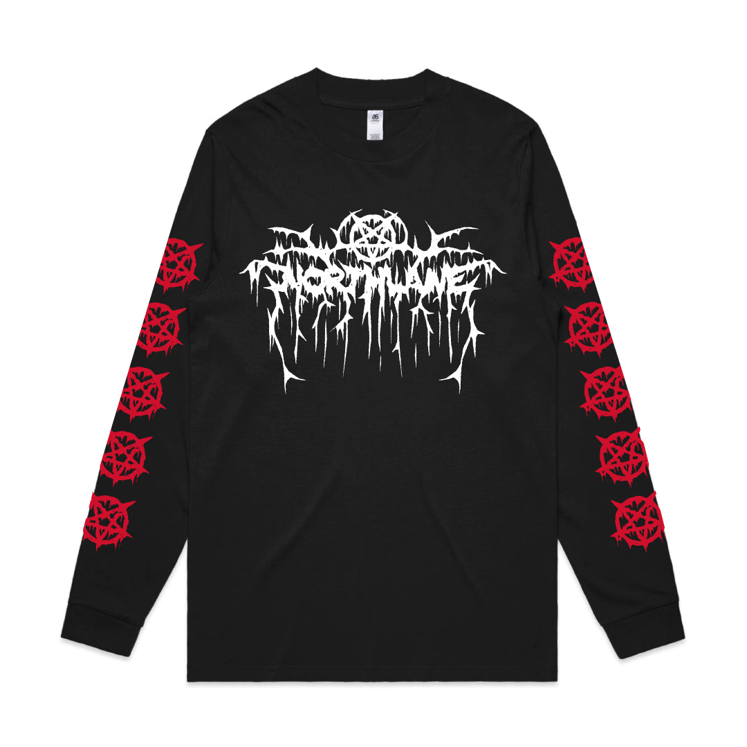 Northlane - Throne Of Darkness Black Long Sleeve