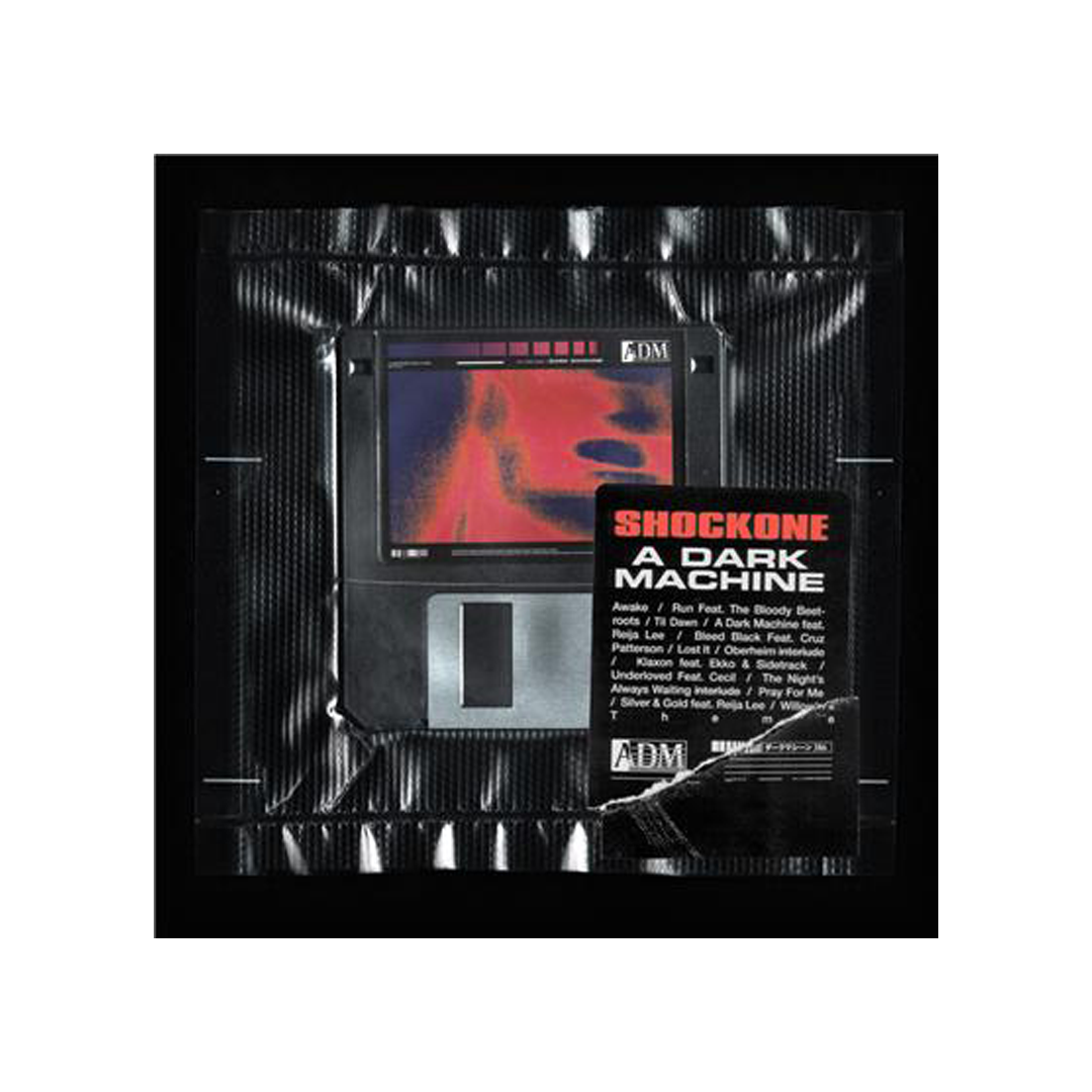 Shockone | A Dark Machine CD