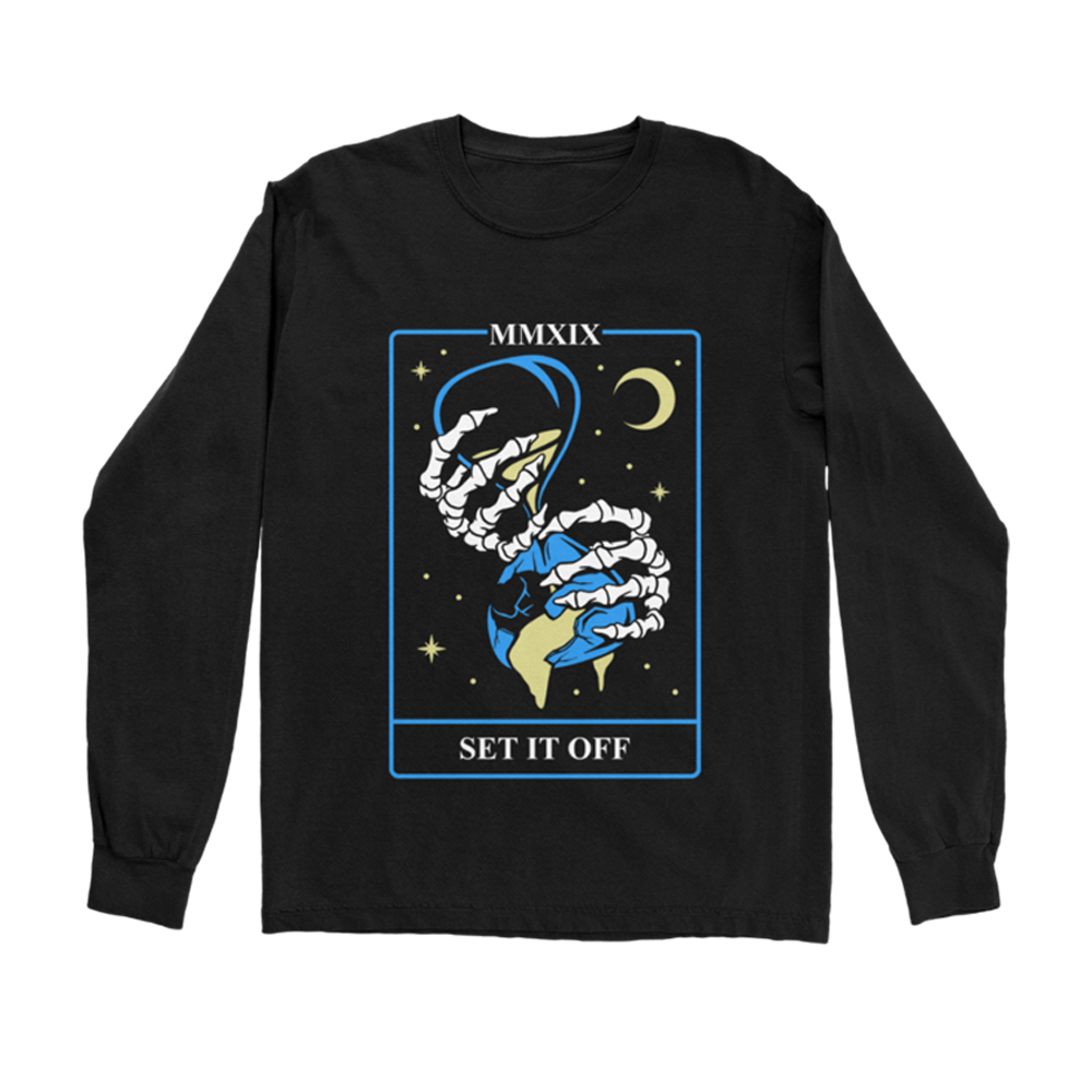 Set It Off - Tarot Long Sleeve