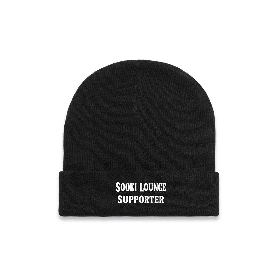 Sooki Lounge - Supporter Beanie