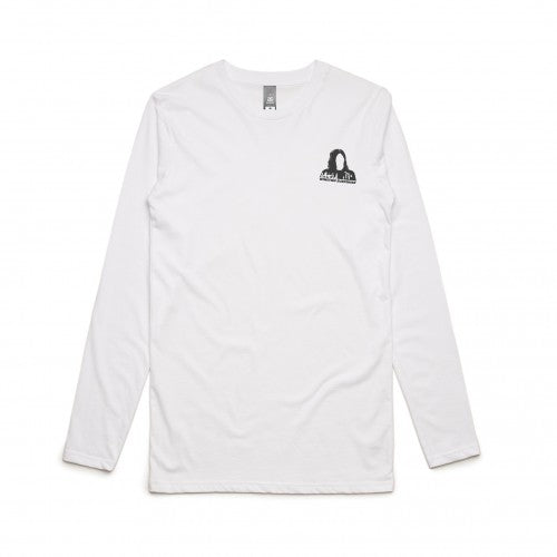 Winston Surfshirt - White Long Sleeve