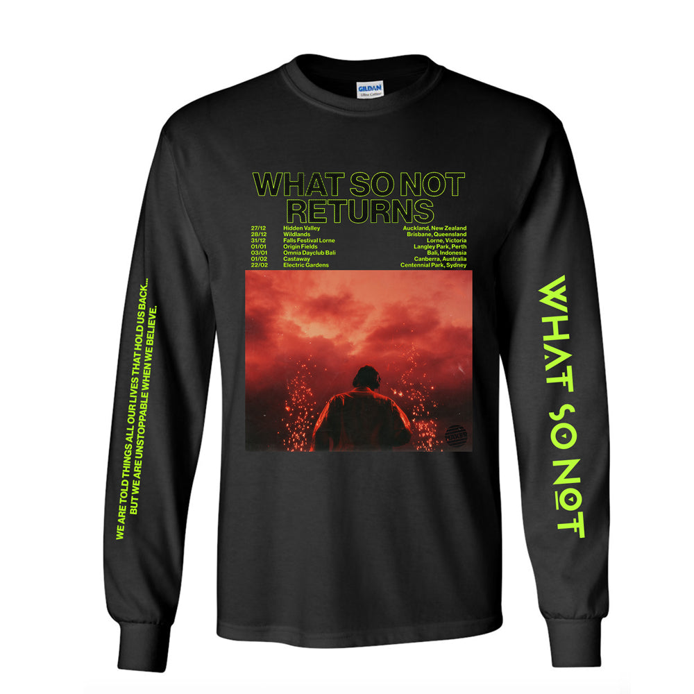What So Not - Returns Long Sleeve