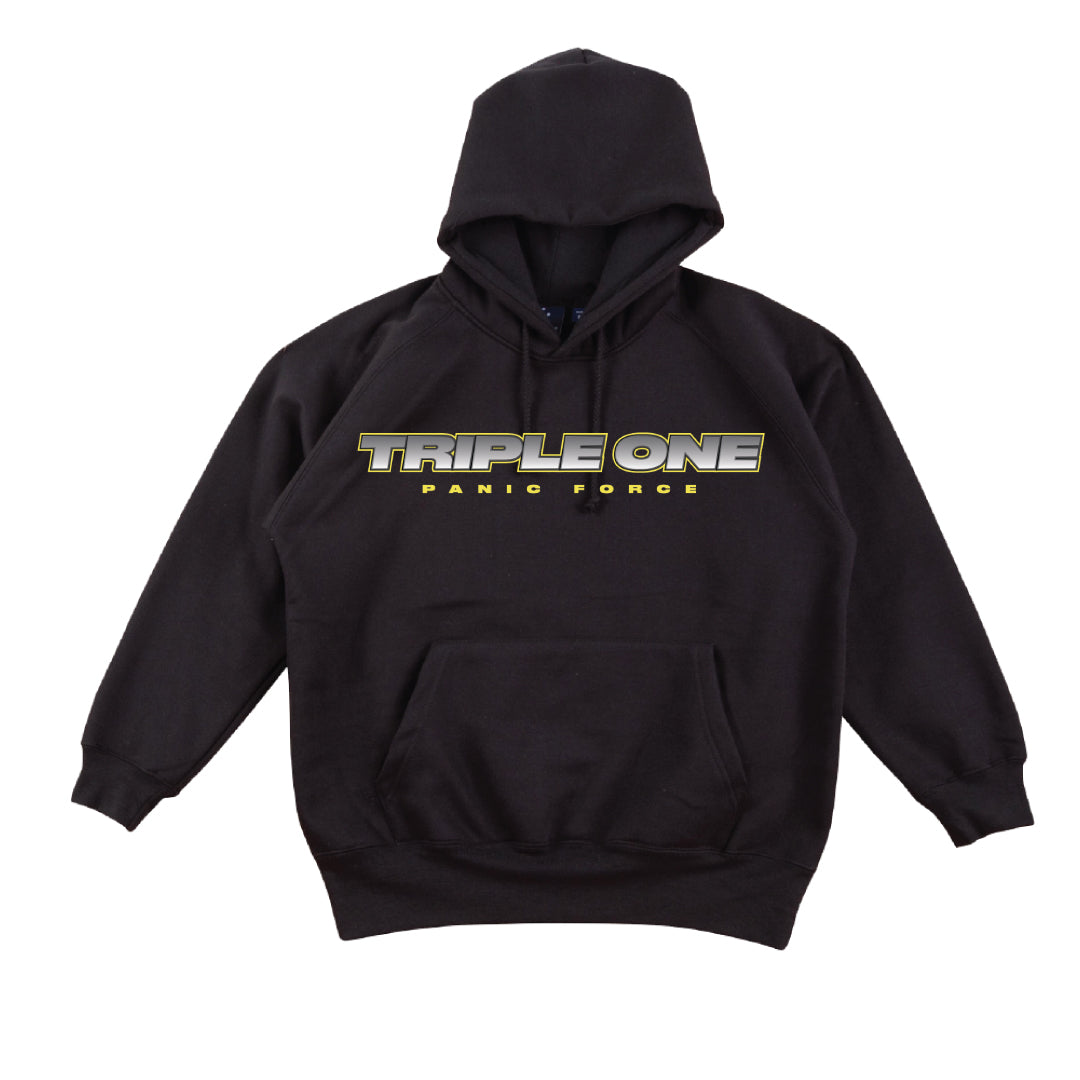 Triple One | 'PANIC FORCE' HOODIE + DIGITAL DOWNLOAD