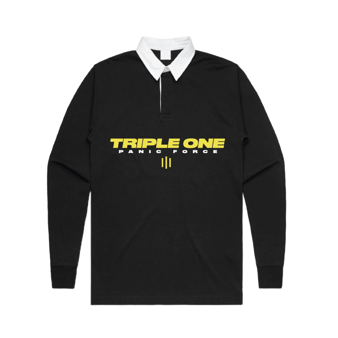 Triple One | 'PANIC FORCE' JERSEY + DIGITAL DOWNLOAD