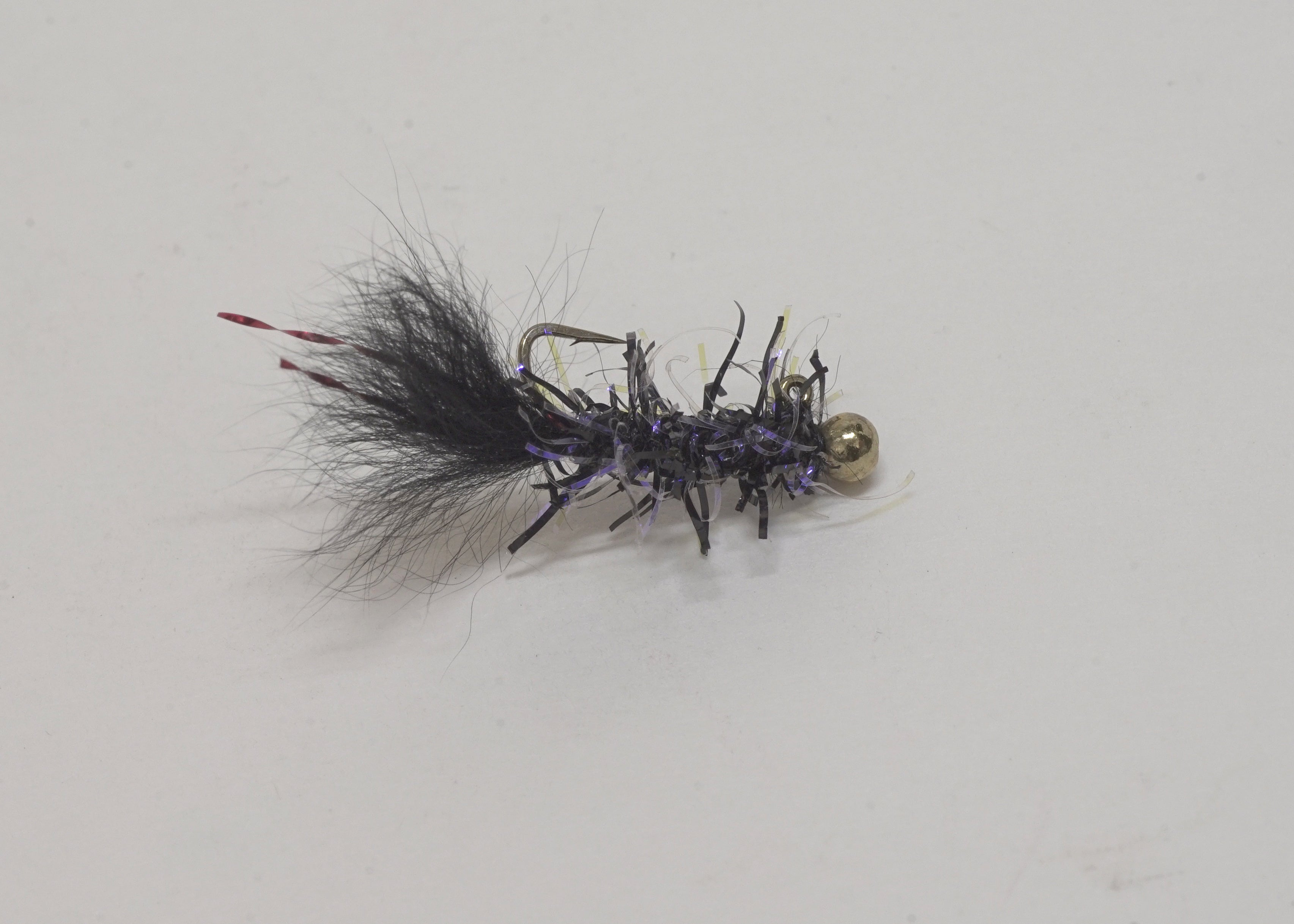 Phil Rowley's B.B. Micro Leech-Black