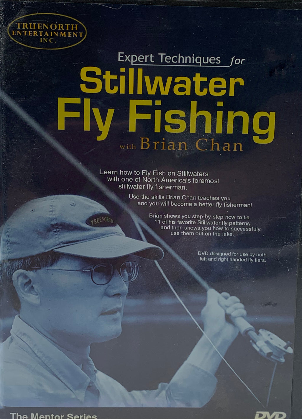 EXPERT TECHNIQUES STILLWATER FLY FISHING DVD