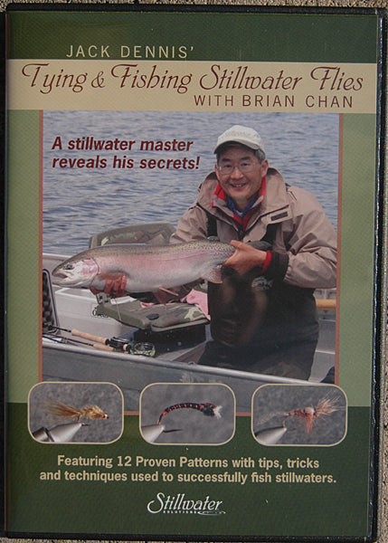 Brian Chan Tying and Fishing Stillwater Flies