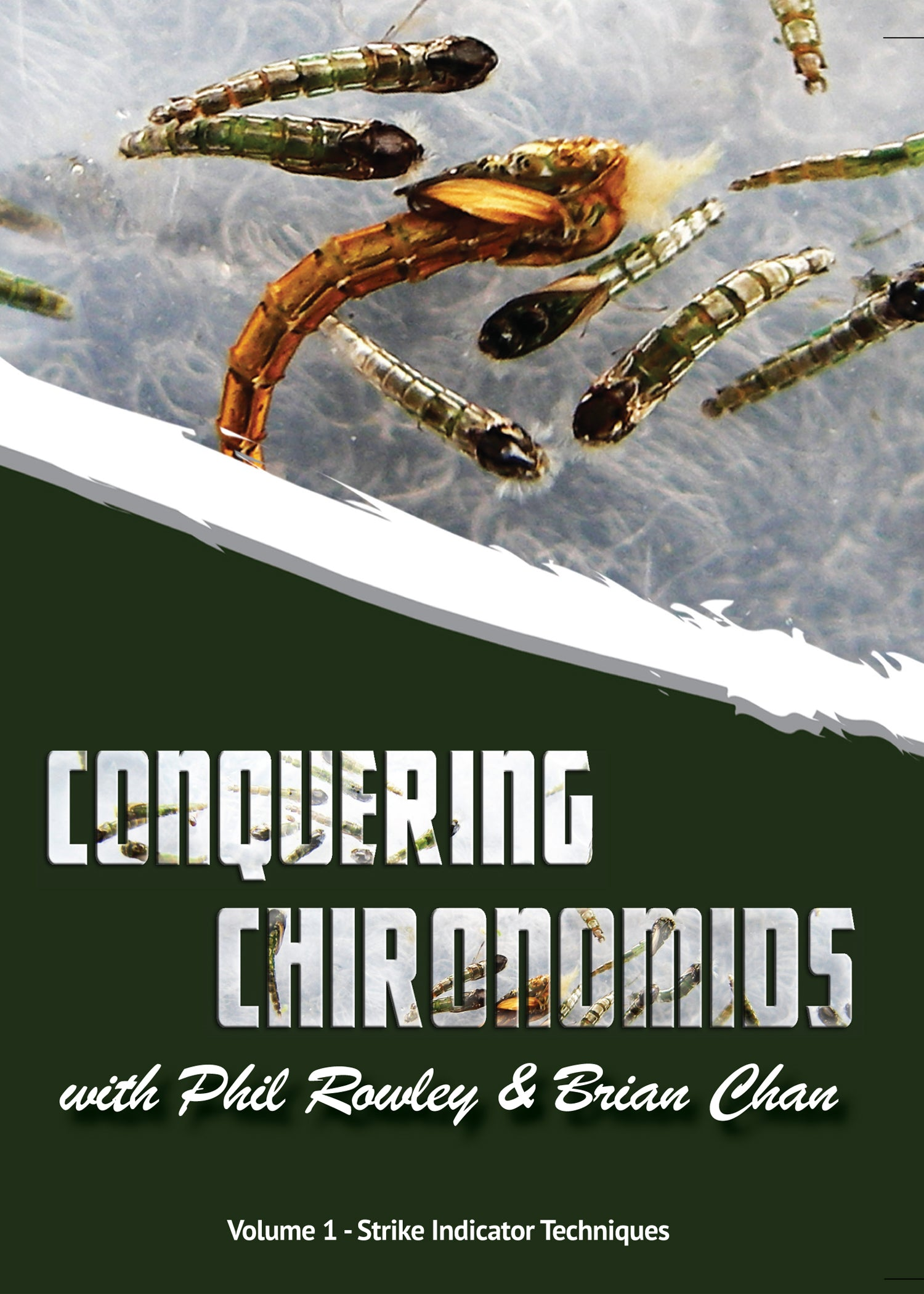 CONQUERING CHIRONOMIDS VOLUME 1-DIGITAL DOWNLOAD