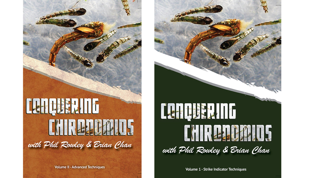 Conquering Chironomids DVD Combo