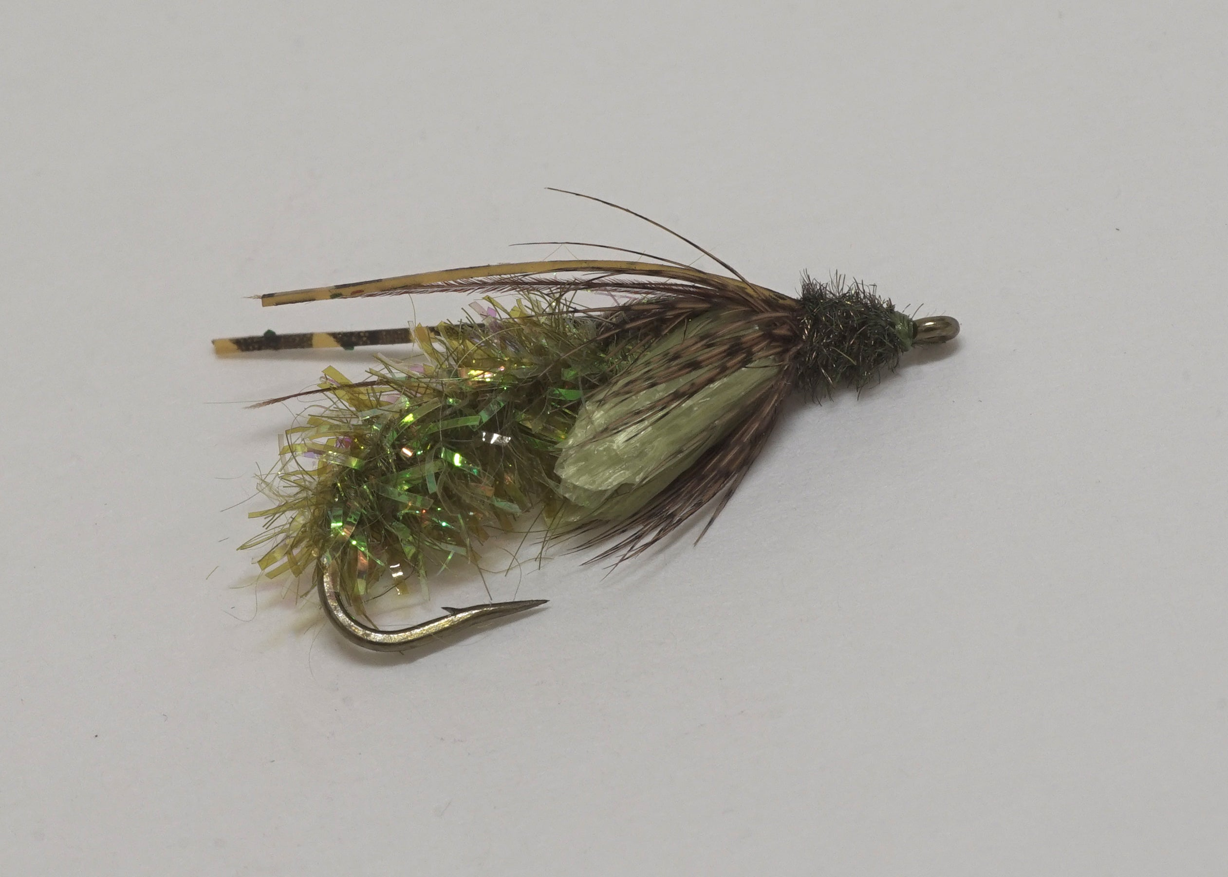 Phil Rowley's Crystal Sedge Pupa