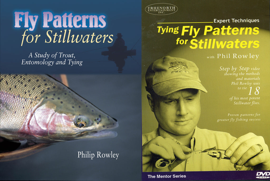 Fly Patterns for Stillwater-Book/DVD Combo