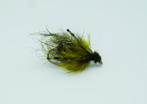 GRIZZLY SEDGE PUPA