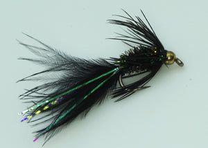 Phil Rowley's Pitching Leech-Black