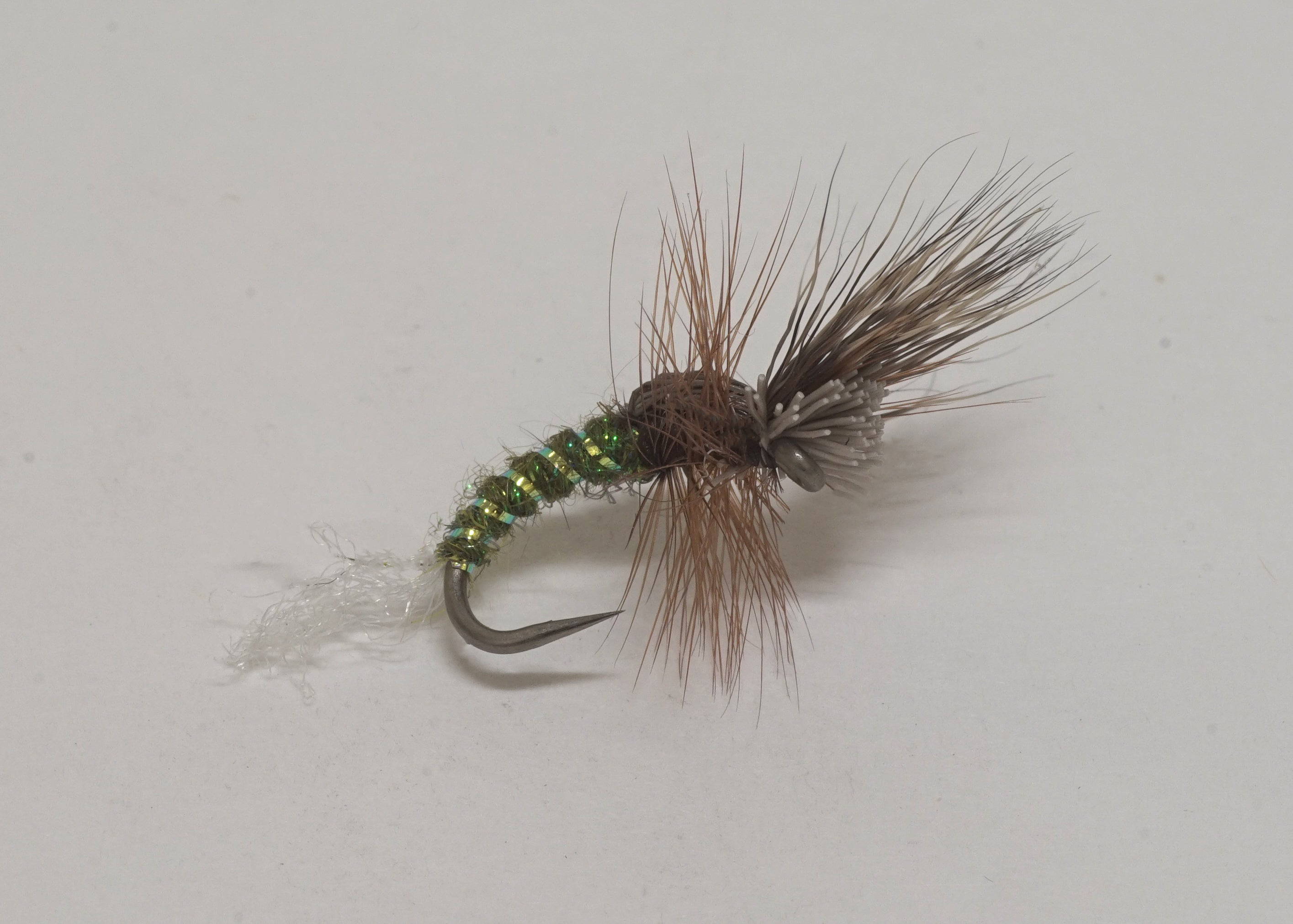 Brian Chan's Stillwater Caddis Emerger