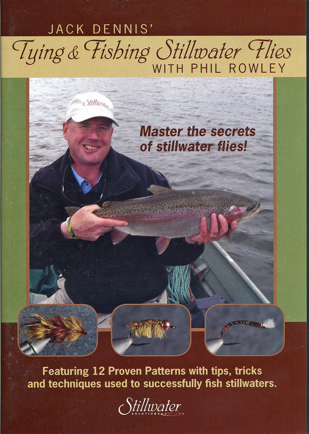 Tying & Fishing Stillwater Flies DVD