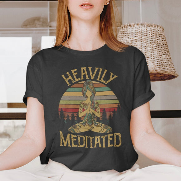 Vintage Heavily Meditated Tee