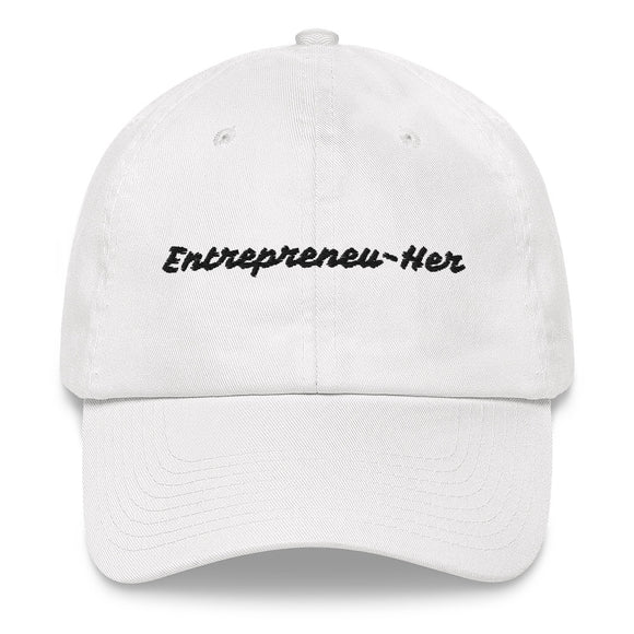 Entrepreneu-Her Dad Hat