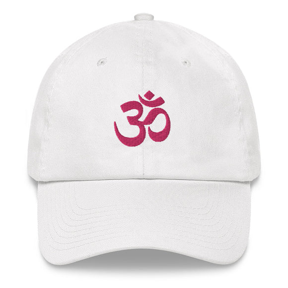Ohm Symbol Dad hat