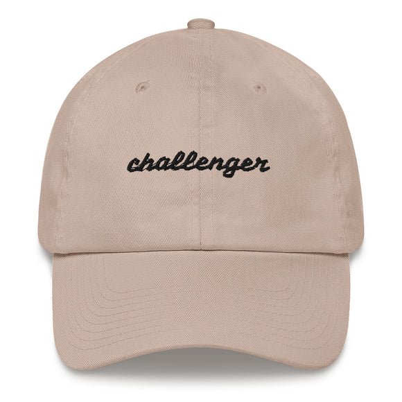 Challenger Dad Hat
