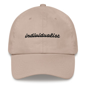 Individualist Dad Hat