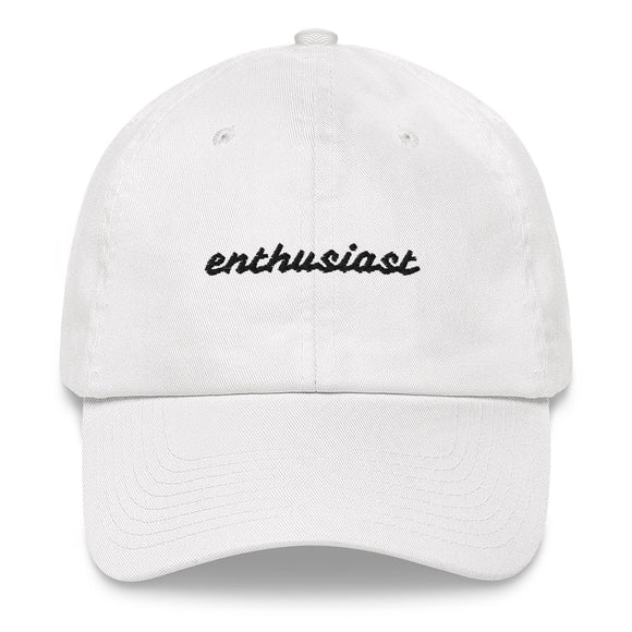 Enthusiast Dad Hat
