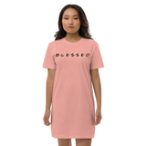 B•L•E•S•S•E•D Organic cotton t-shirt dress