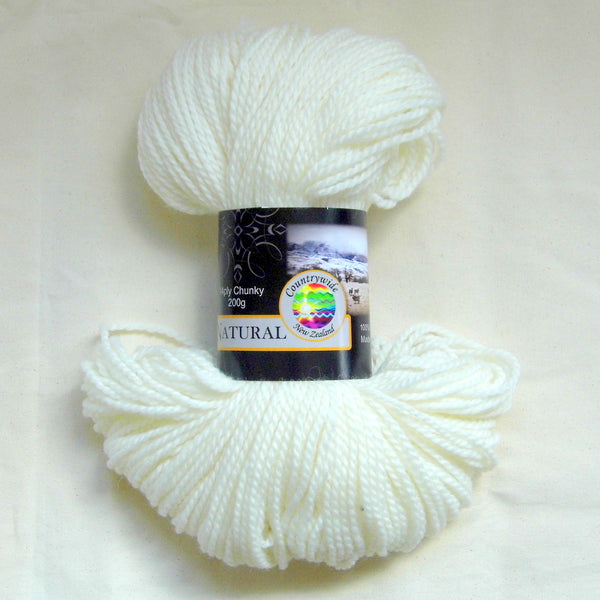 Countrywide Natural 14ply Chunky