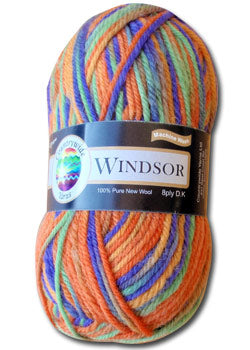 Countrywide Windsor Prints DK/8ply Yarn