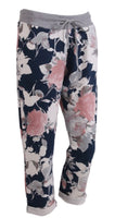 Anne + Kate Italian English Rose Navy Trouser 14-18