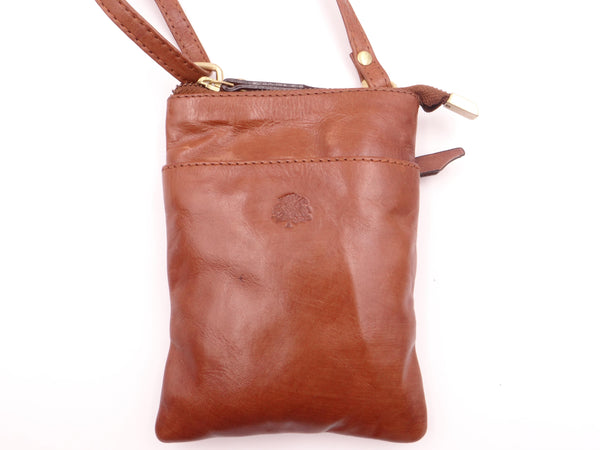 Second Nature Pouch Bag Tan