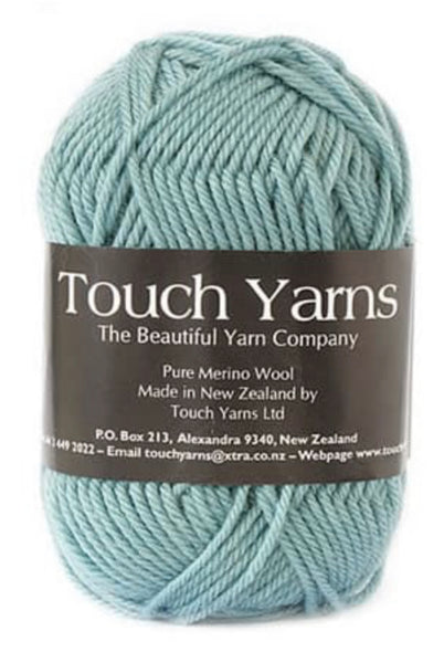Touch Yarns New Zealand Merino 8ply
