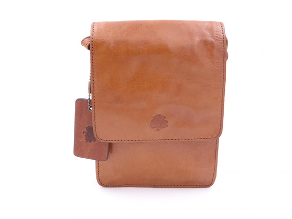 Second Nature Traveller Cross Bag Tan