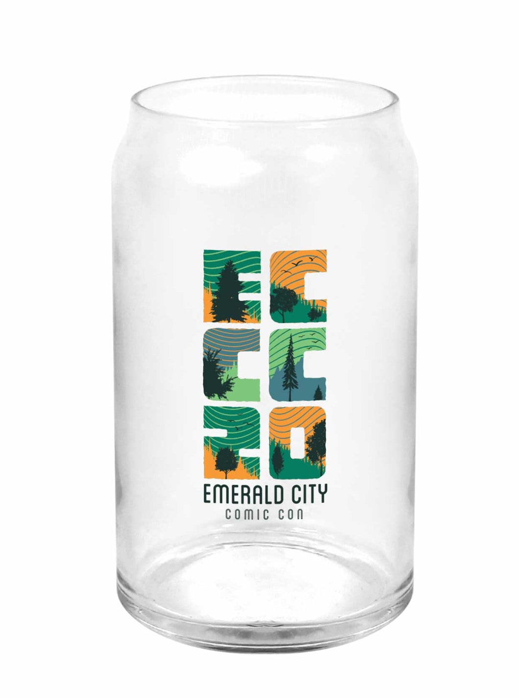 ECCC 2020 Glass Can