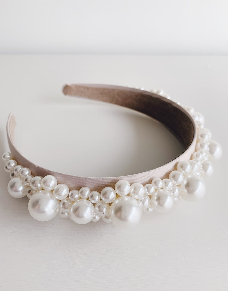 Pretty Pearl Headband