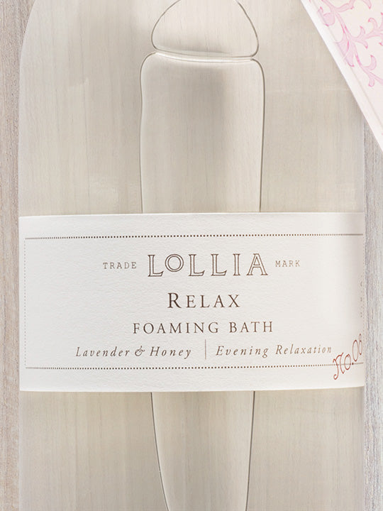 Lollia Relax Bubbling Bath