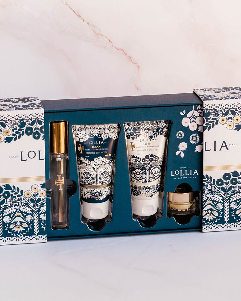 Lollia Dream: Travel Gift Set