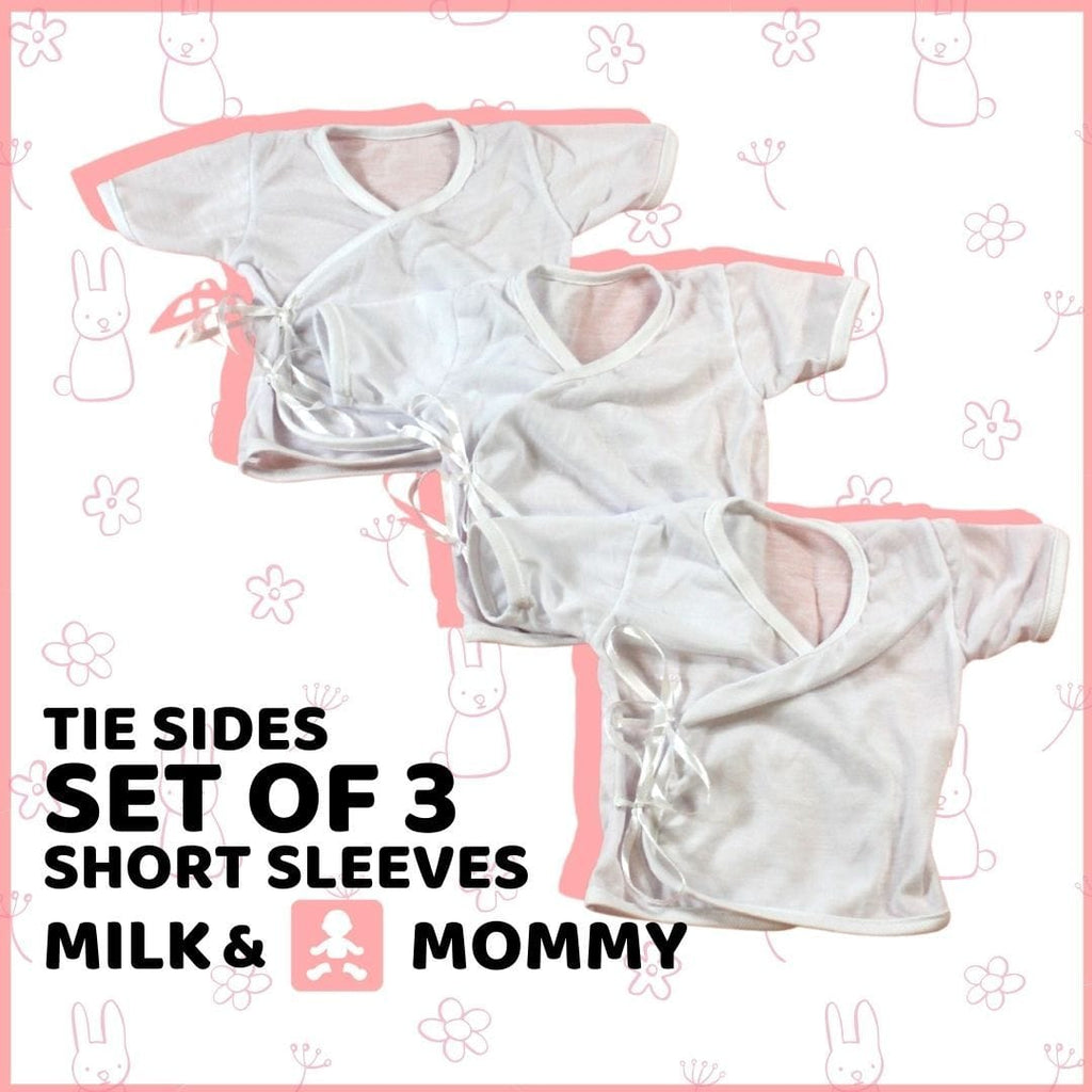 Baby Girls - Short Sleeves