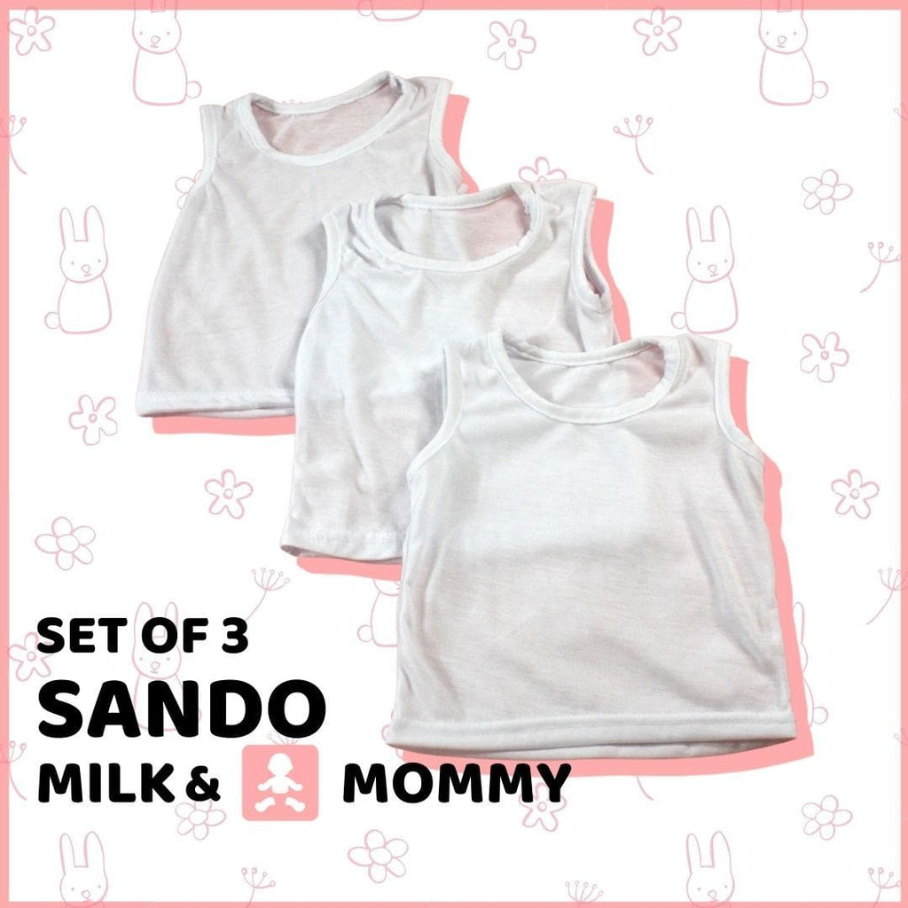 Newborn Baby Clothes - Sando
