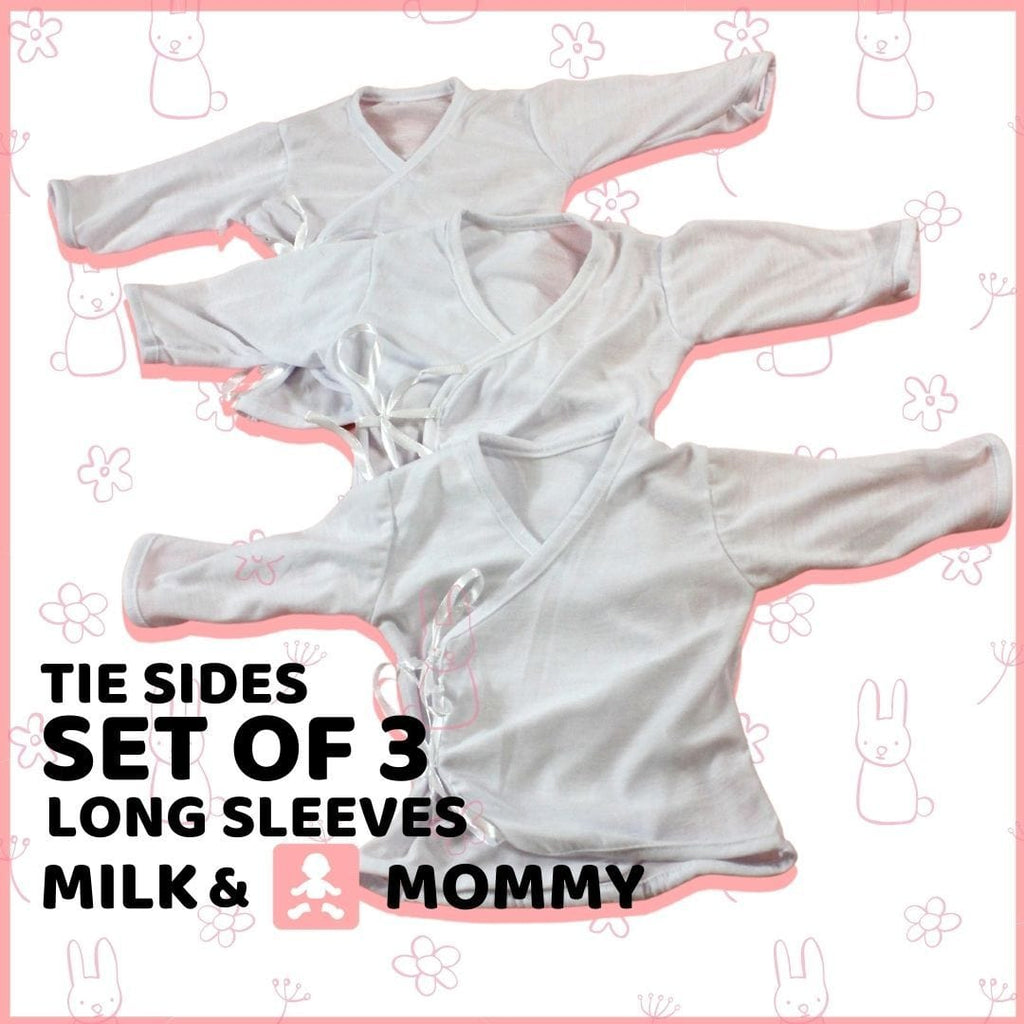 Newborn Clothes - Long Sleeves