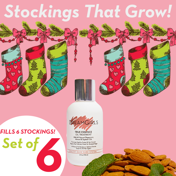 THE STOCKING THAT GROWS (Set of 6 Oils)