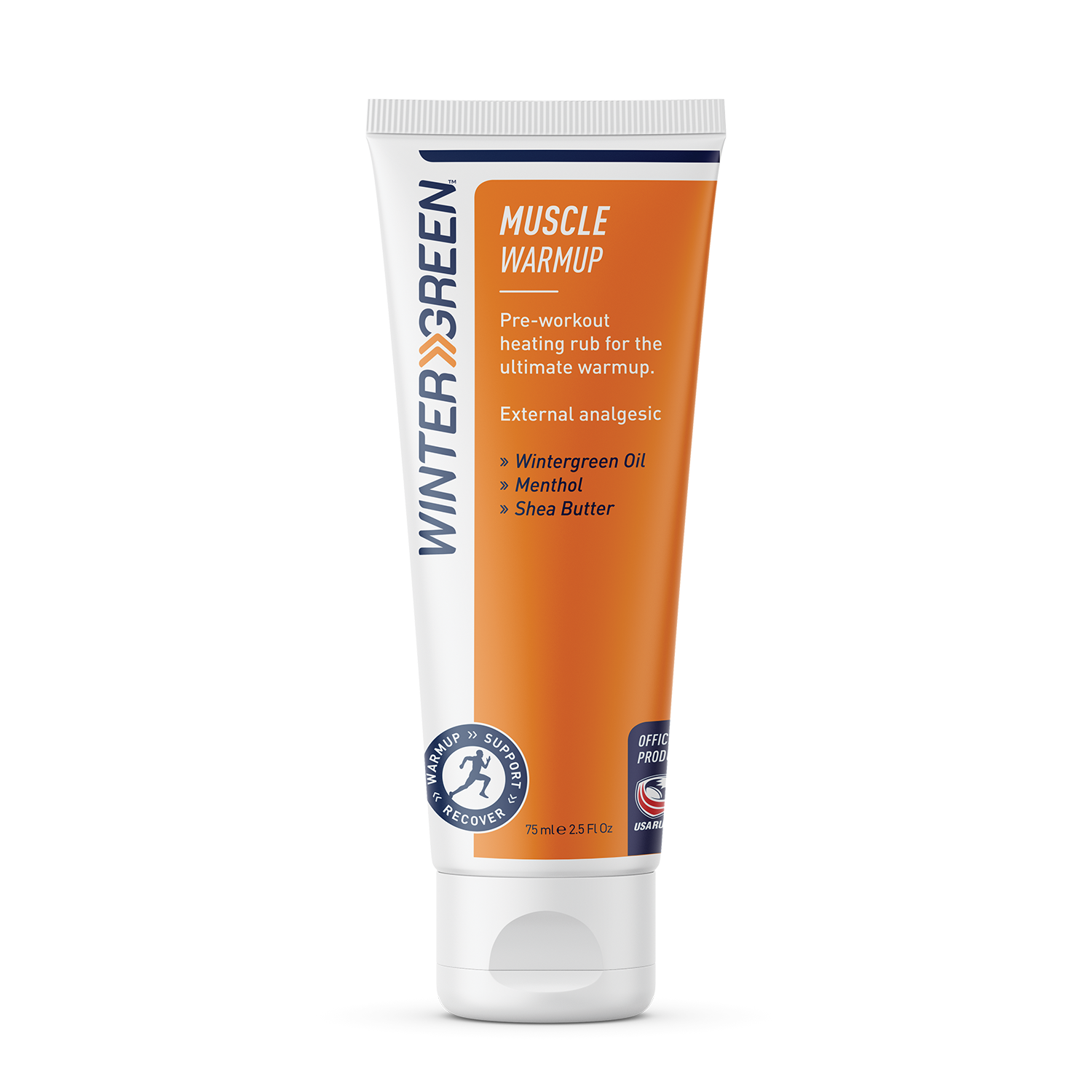 Wintergreen Muscle Warmup tube