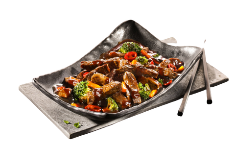 Lamelles de boeuf teriyaki - vitality-food.be