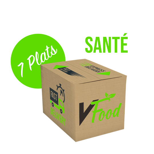 1. Pack de plats Santés - vitality-food.be