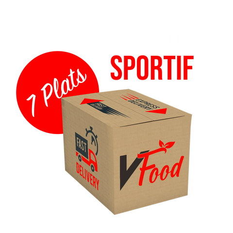 Grand Pack Sportif - vitality-food.be