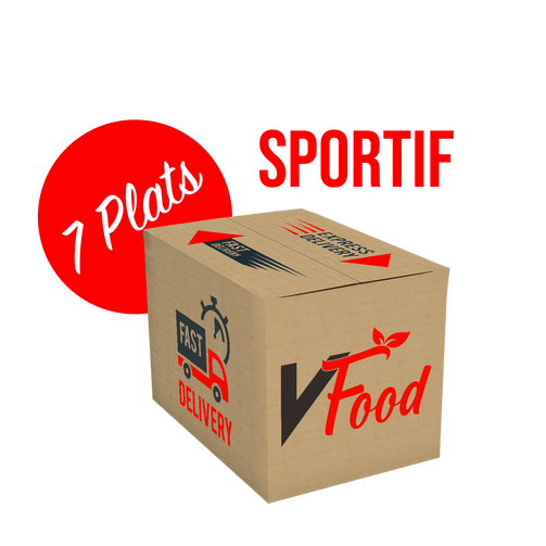 1. Pack de plats Sportifs - vitality-food.be