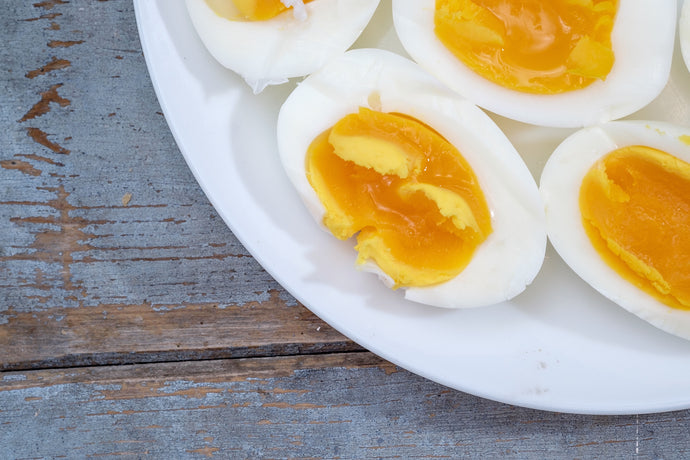 The Basics: Perfect Hardboiled Eggs Five Ways