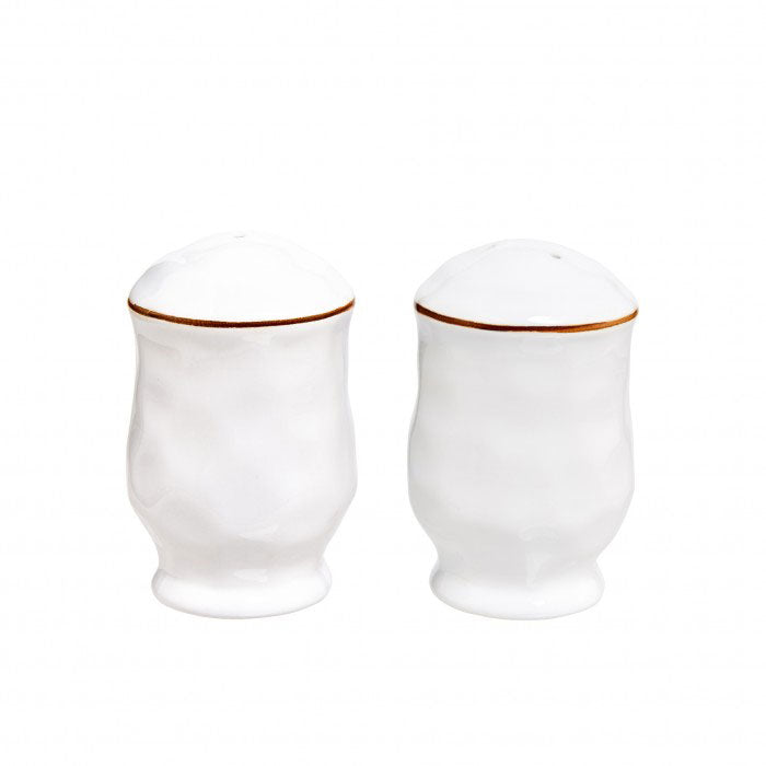 SKYROS CANTARIA WHITE SALT & PEPPER SKYROS