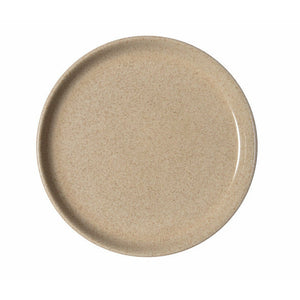 DENBY STUDIO CRAFT BIRCH MEDIUM COUPE PLATE DENBY